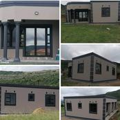 Title KZN man shows off his house but Limpopo is unimpressed.
