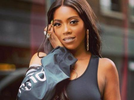 Tiwa Savage goes naked in her new music video titled