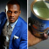Man Went To Supermarket, Bought Peak Milk, After Opening It, Look At What He Found Inside