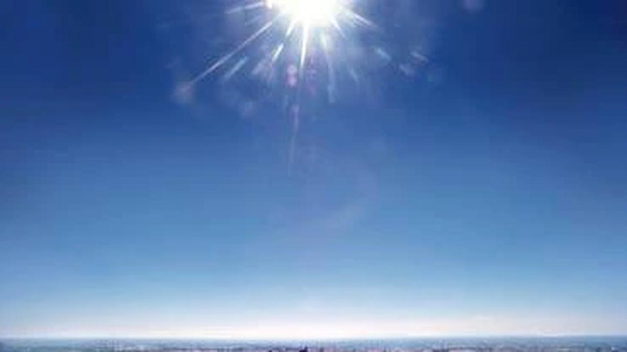 Der Sommer ist da: Höchsttemperaturen im Westen und Südwesten