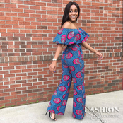 Ankara styles you might need for your office