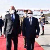 الأمن المائي قضية مصيرية.. الملف الليبي والإرهاب.. أبرز ما جاء في اجتماع الرئيسين السيسي وقيس سعيد