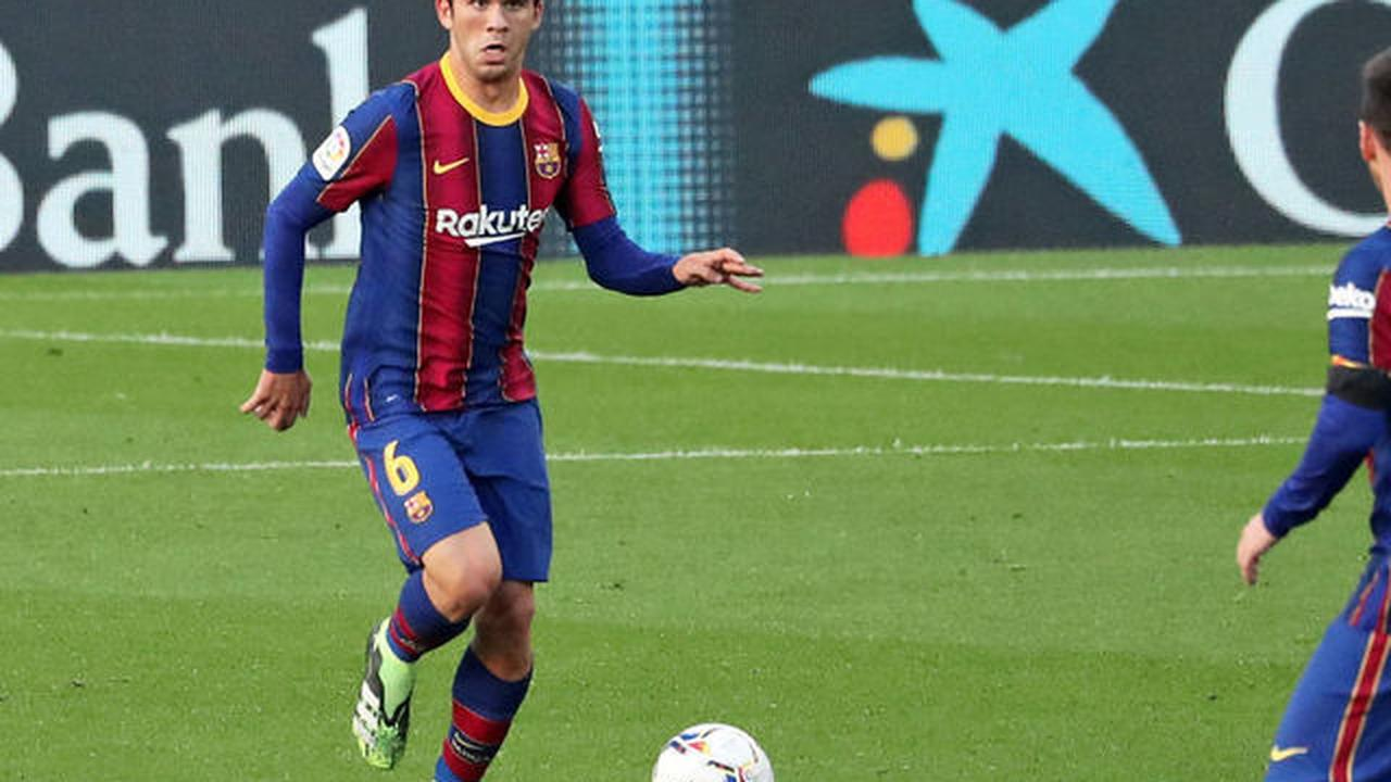Barcelona youngster Carles Alena joins Getafe on loan