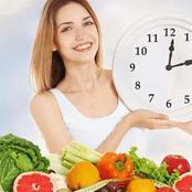 برنامج نظام الريجيم المتقطع لخسارة الوزن في أسبوع