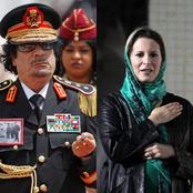 9 Years After Gaddafi Was Killed By Those He Called Rats, See Recent Pictures Of His Only Daughter