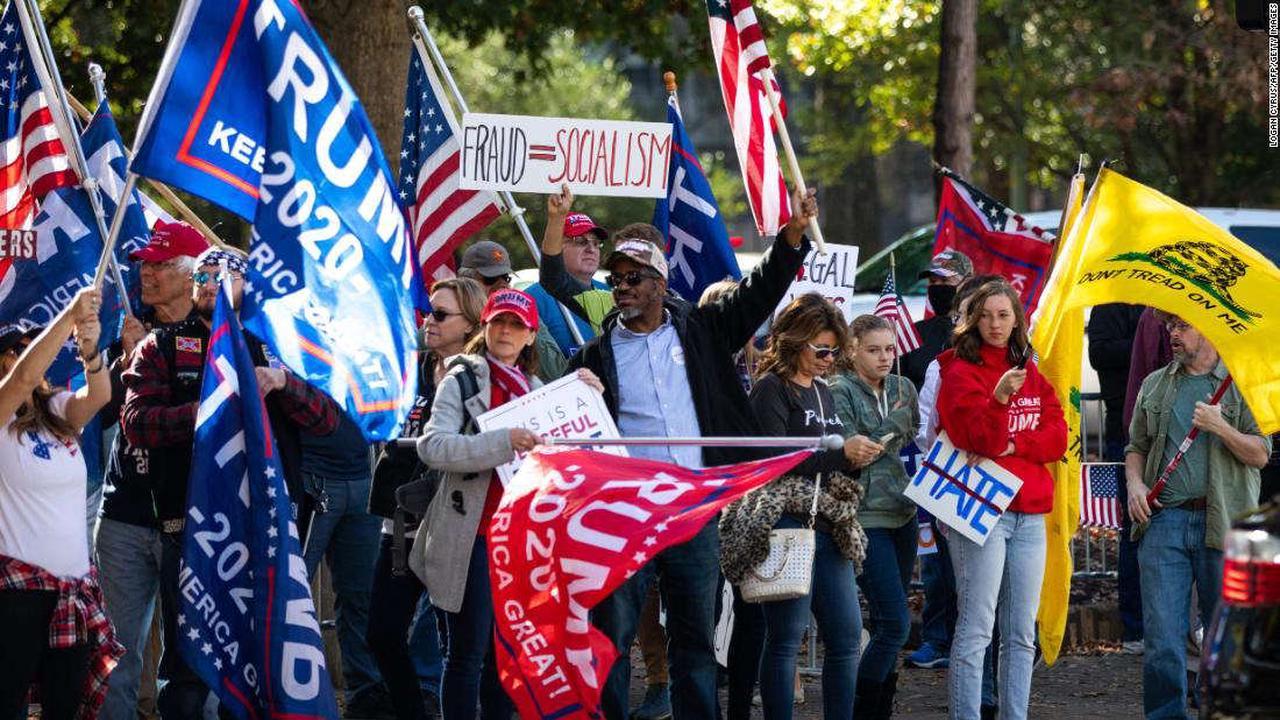 Voter fraud: 1 in 3 Americans believe the 'Big Lie'
