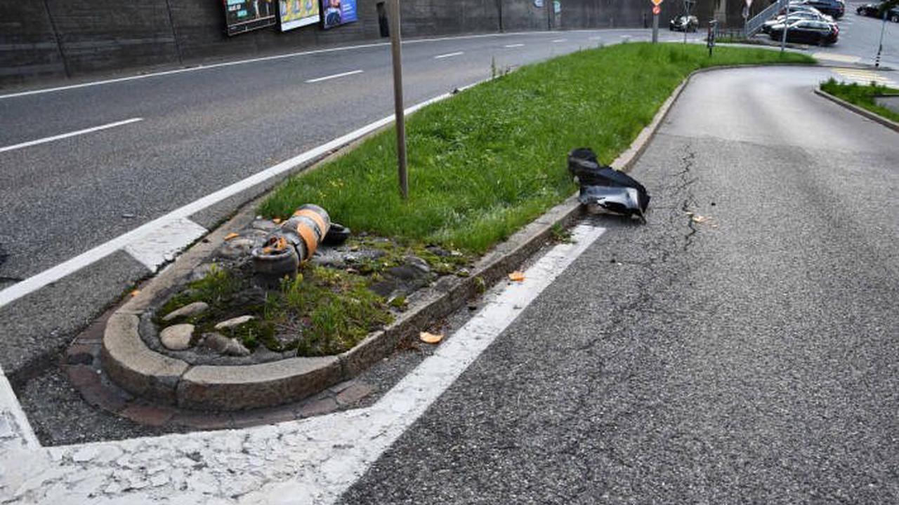Chur GR – Stadtpolizei ermittelt flüchtiges Unfallfahrzeug