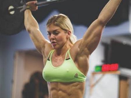 Lovely Photos Of The Beautiful Female Bodybuilder, Brooke Ence.