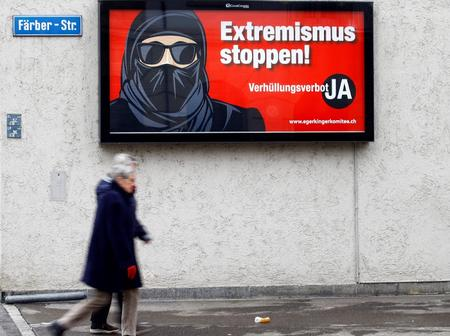 Swiss Protesters Gain Amnesty Over Burka Wearing