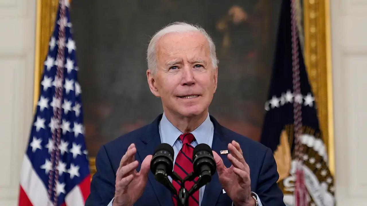 Biden urges calm after Daunte Wright shooting, says 'no justification' for looting, violence