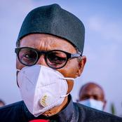 Photos Of Buhari As He's Being Welcome Back To Nigeria After 15 Days Photos Of Buhari As He's Being Welcome Back To Nigeria After 15 Days  Private Trip To London