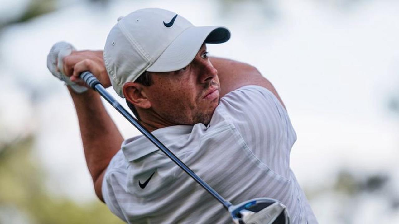Rory McIlroy thrilled to be in contention in front of fans as he revels in Quail Hollow atmosphere