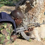 KDF Soldier Kills One Al-shabaab Militant in a Botched Attack
