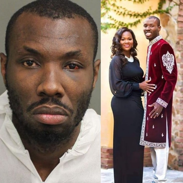 483385588b4f8266955397762fbf371b?quality=uhq&resize=720 - Nothing lasts forever: The Lavish wedding of Pastor Sylvester and the late Mrs. Barbara before he shot her (Video)