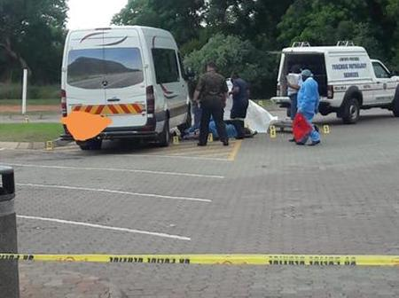 A Taxi Driver Was Shot Dead While The Passenger Was Left Injured Near Kranskop Toll Gate