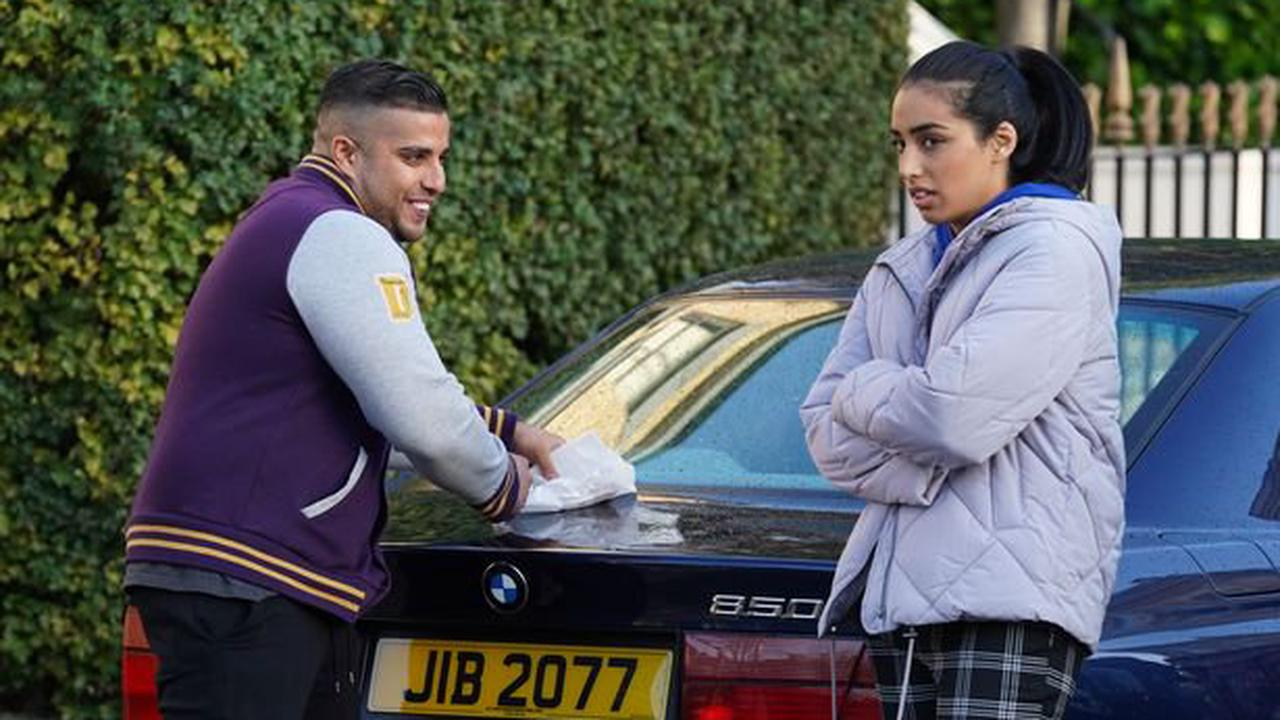 EastEnders' Gurlaine Kaur Garcha looks worlds apart from Ash in glam snaps