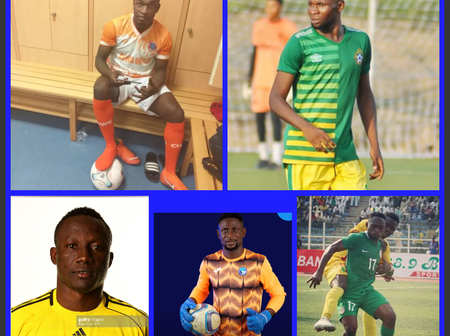 5 NPFL players that deserve to be called-up by Gernot Rohr