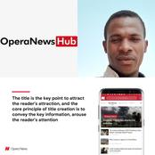 My Genuine Experience As Opera News Hub Writer And How I have Improved