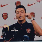 See UEFA's reaction after Mesut Ozil completes move away from Arsenal to Fenerbahce (Photos)