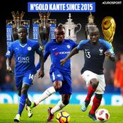Review: Ngolo Kante's Rise to Fame and Records he has on Manchester united compared to other Teams