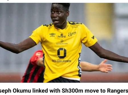 Kenyans might have one of their own to watch in the UEFA champions League next season