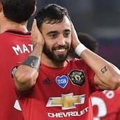 Check Out The Amazing Reason Why Bruno Fernandes Closes His Ears During A Goal Celebration