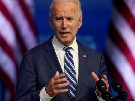 Don't come to America - Joe Biden issues a warning to Nigerians and other Nationals