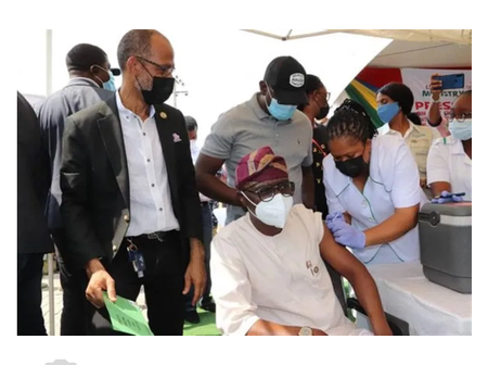E-registration for vaccination is made compulsory by Lagos commissioner. See what he said about it