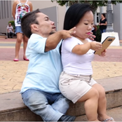 Meet The Shortest Husband And Wife In The World