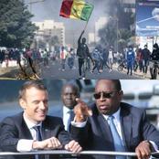 3emes mandats/Macron a-t-il ouvert la boîte de Pandore ? Le message que lui envoient les Sénégalais