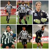 Throwback Photos Of Inzaghi, Van Der Sar And Sunday Oliseh As Juventus Players