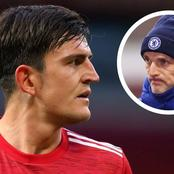 Maguire: Man Utd out to spoil Tuchel's unbeaten record as Chelsea boss