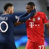 UEFA reacts after Neymar Junior's excellent performance for PSG won him an award in the UCL (Photo)
