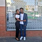 Rhodes University students got married after being together for just 2 weeks.