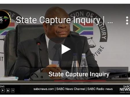LIVE FEED: State Capture Inquiry – March 24, 2021