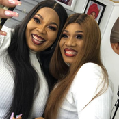 51 Years Old Nollywood Actress Twins In The Same Outfit With Her Twin Sister