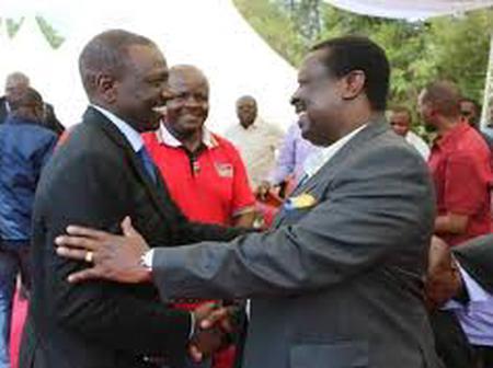 Musalia Mudavadi Answers Ruto after the DP's Latest Remarks on the BBI Referendum