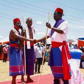 Kenyans Reacts on ODM Party's Caption About Raila Odinga