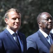 Dossier ivoirien en France : Alassane Ouattara, une patate chaude dans les mains de Macron