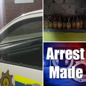 Community Attacks Cops While They Confiscate Illegal Alcohol Concoctions