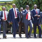 Three Leaders From Mt Kenya & One From Western Eyes to be Ruto's Running Mate in 2022 Elections