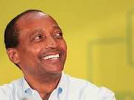 Patrice Motsepe chose his son and another woman to run Mamelodi Sundowns