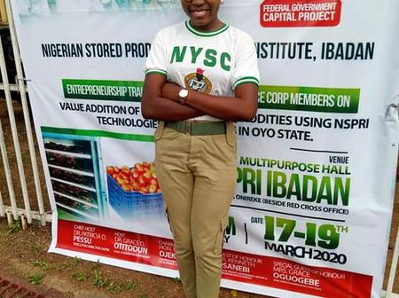 Meet The 24-year-old Pretty Hardworking Lady That Was Appointed SSA In Kwara State