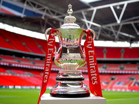 FA Cup Draws Released