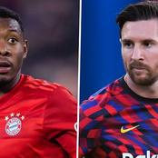 Transfer News Update On Alaba, Moyes, Messi