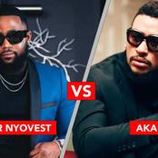 Cassper Nyovest and AKA boxing match might not happen