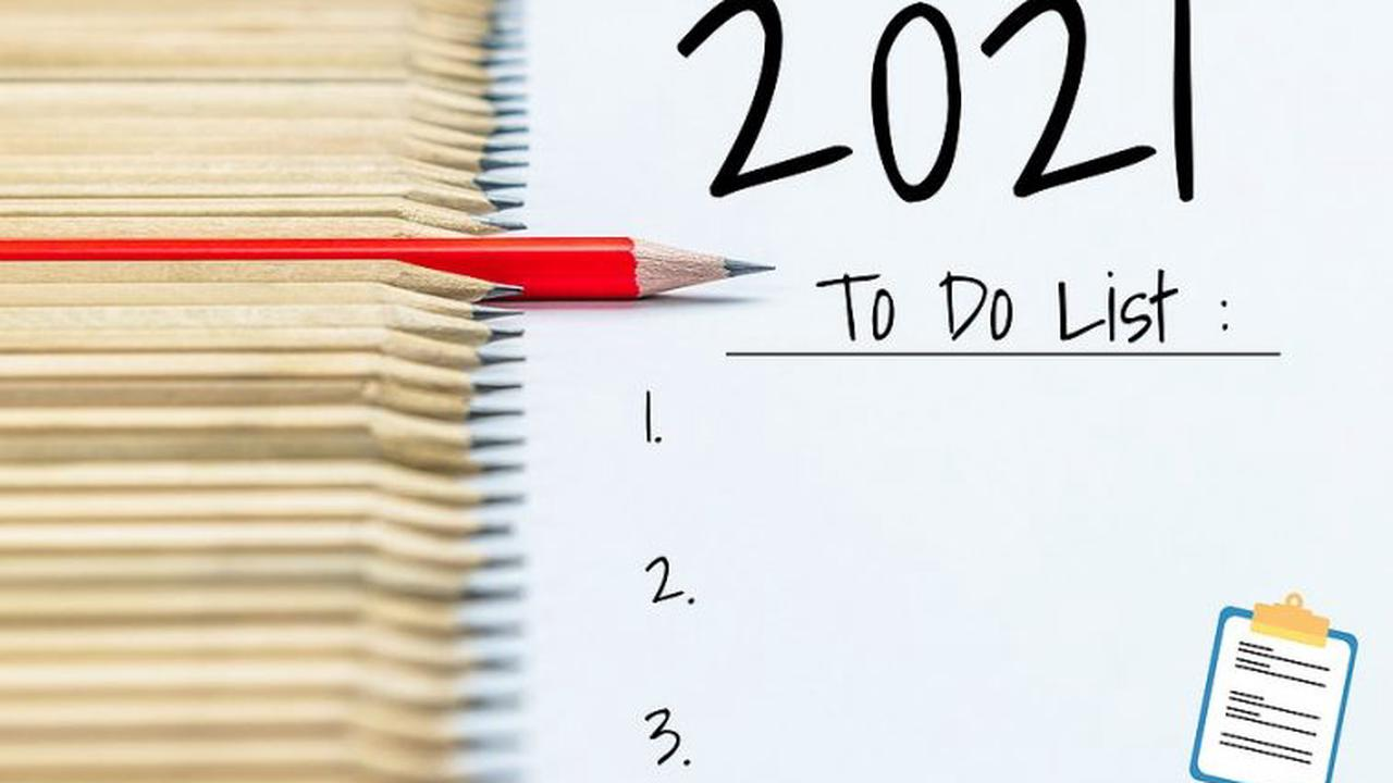 5 resolutions to fulfill to find a good job in 2021