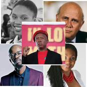Ten South African Celebrities That Will Be Celebrating Thier Birthdays This Month(With Pictures)