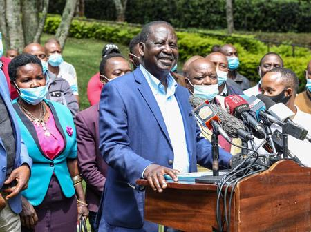 Three reasons why people heckle Hon. Raila Odinga in rallies