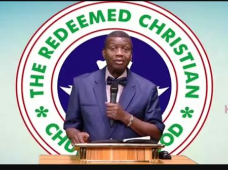 My Wife and I Fasted for 14-Day Not to Be General Overseer but God Didn't Answer Our Prayer- Adeboye